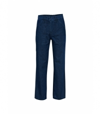 Single Work Trousers Denim 11,5 Ons
