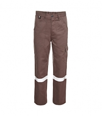 Heavy Work Trousers Gabardıne