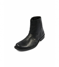 Boots For Men Zipped Laceless