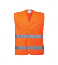 Warning Vest with Reflective