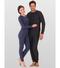 Thermoform Interlok Unisex Termal İçlik Set