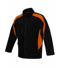 Fleece Jacket – Two Tone