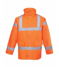RT30 - Hi-Vis Traffic Jacket