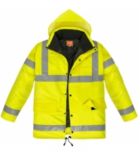 NORTHER HI-VIS Kaban - Neon Sarı
